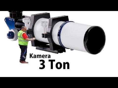 Kamera 3 Ton! inilah 5 Kamera  Paling Menakjubkan & Hebat di Dunia, yang mungkin belum anda ketahui!