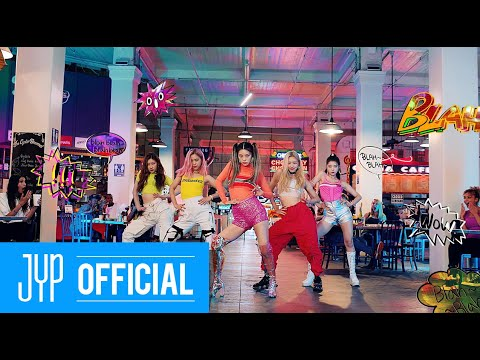 ITZY ICY M/V