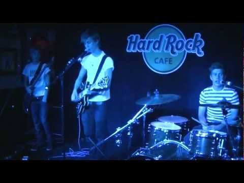 The Grand Masters - Harsh Reality Live @ HARD ROCK CAFE LONDON