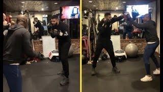Drake Proves He Got Them Hands