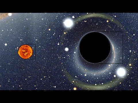 NASA Just Found Biggest Black Hole in Universe!