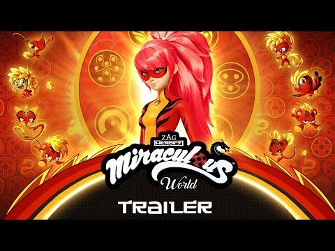 Miraculous World Shanghai, la leyenda de Ladydragón (?) Peliculas En ♋️ Vivo [Pelicula Completa HD E