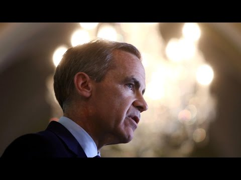 Carney: Brexit Could Weigh on U.K. Economy for Some Time