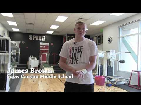 Snow Canyon Middle School Athletes Train at Acceleration