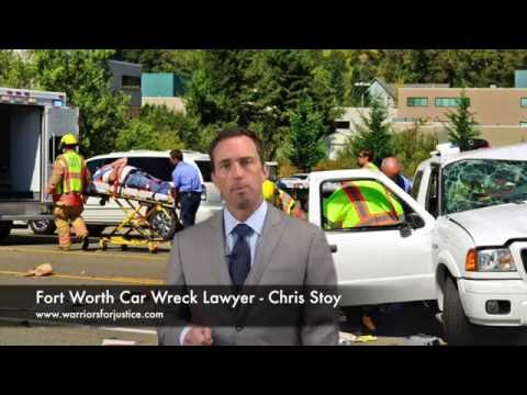 Fort Worth Car Wreck Lawyer