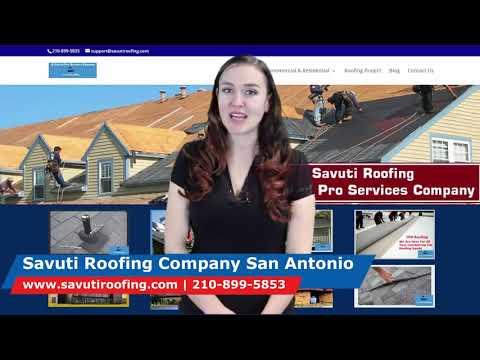 Residential Roof Leaks Repair Company San Antonio