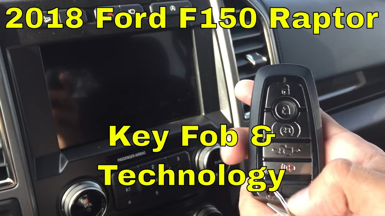 2018 ford shelby raptor.  raptor 2018 ford f150 raptor  first look key fob and technology run down  sync 3 bu0026o play audio in ford shelby raptor 8