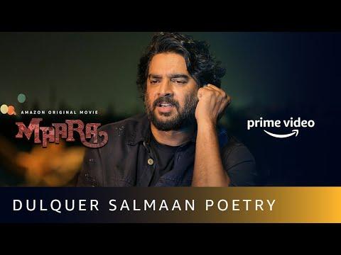 DULQUER SALMAAN POETRY | Maara | R Madhavan, Shraddha Srinath | Dhilip Kumar | Amazon Original Movie