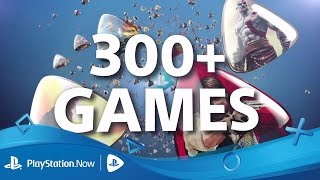 Playstation Now   Available On Ps4 And Windows Pc