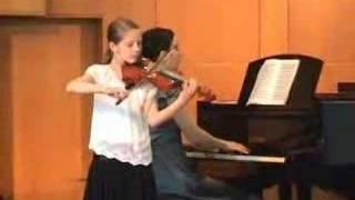 Vivaldi Concerto A minor for violin