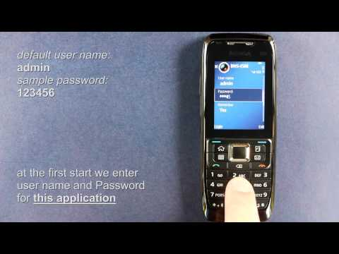 Mobile video monitoring with Symbian phones
