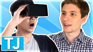 Top 5 Awesome Uses for Virtual Reality