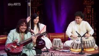 Rajhesh Vaidhya on Veena at the Darbar Festival 2010