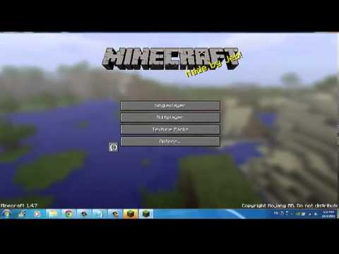 How To : Allocate More Memory To Minecraft Cracked Version