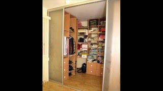 Идеи для гардеробной комнаты(Идеальная гардеробная – это стопроцентное использование полезной площади. Наилучший вариант для такой..., 2016-04-05T02:51:22.000Z)