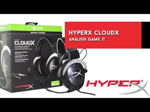 HyperX CloudX, unboxing y review