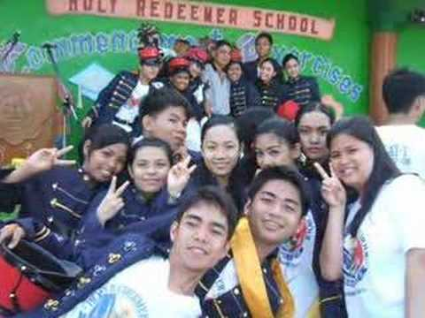 HRSDC Graduation Memories batch 2007-2008 section c (p.m)