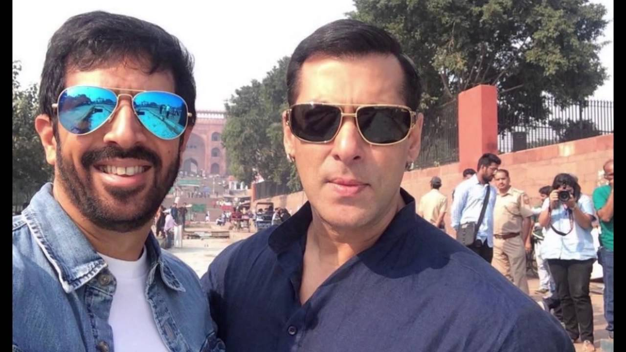 Bajrangi Bhaijaan Is Being Shot In Delhi