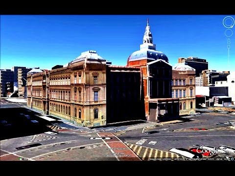 HISTORICAL PLACES OF SOUTH AFRICA IN GOOGLE EARTH  PART  ONE  ( 1/3 )