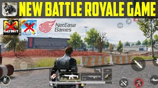 New BATTLE ROYALE Game by Netease Games | Badlanders Gameplay for Android/iOS