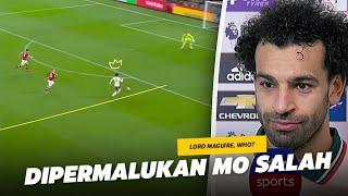 """Permalukan Ronaldo di Lapangan"" Lihatlah Bagaimana Mo Salah Buktikan Sebagai Pemain Terbaik Dunia"