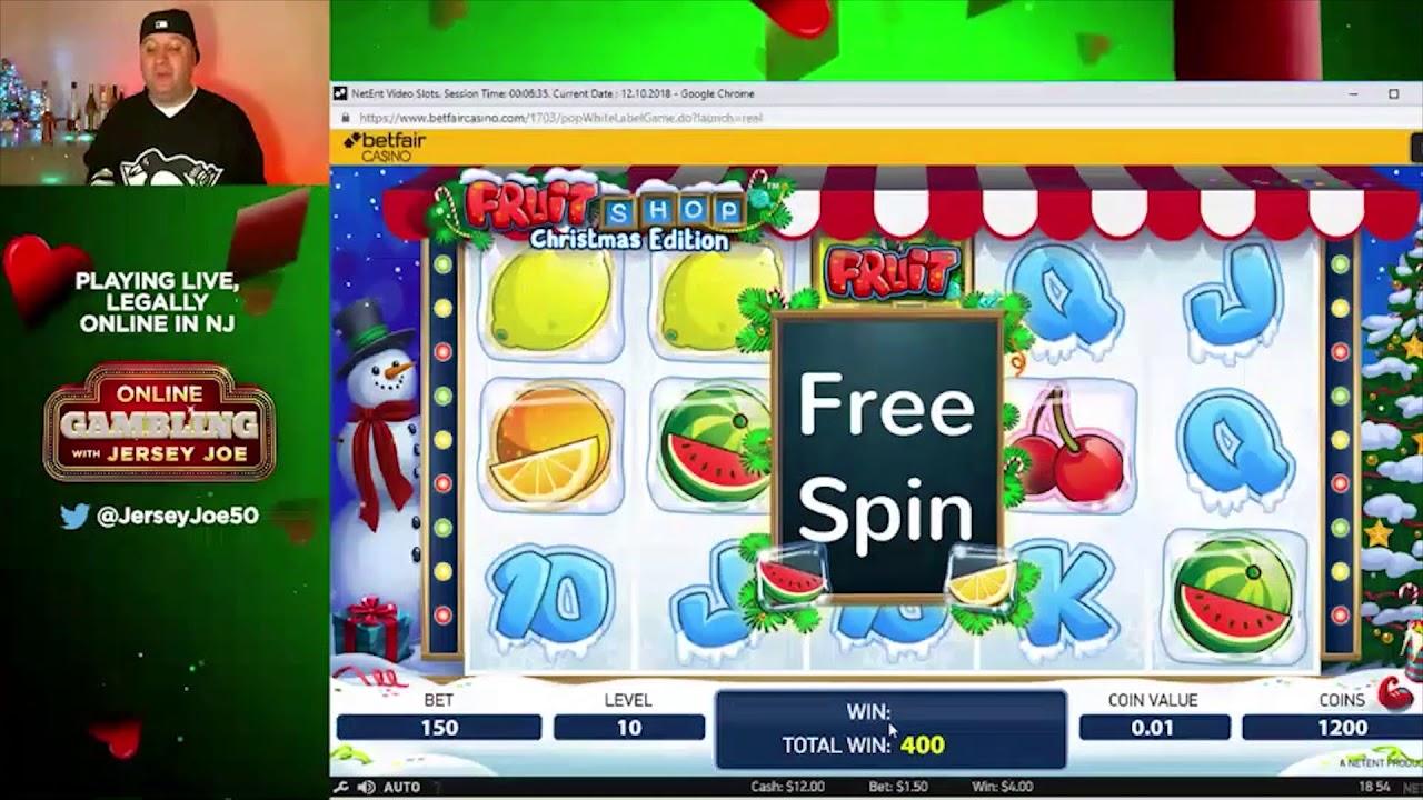 Joes Slot Shop
