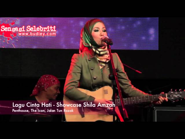 Lagu Cinta Hati   Showcase Shila Amzah Travel Video