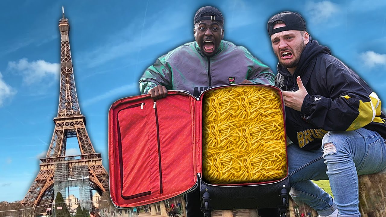 Download Flying To France To Eat 20,000 Calories of FRENCH FRIES