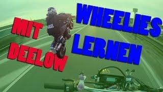 Wheelies lernen mit Deelow