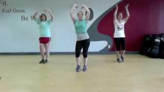 Danza Kuduro Choreography