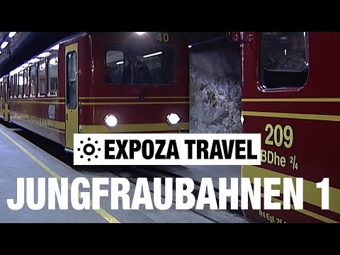 Jungfraubahnen Part 1 (Switzerland) Vacation Travel Video Guide