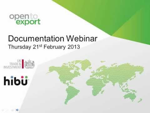 Exporting Essentials | Documentation Webinar