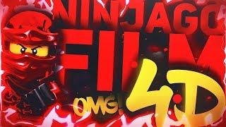 LEGO NINJAGO FILM 4D!