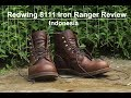 Redwing 8111 Leather Boots Review Indonesia