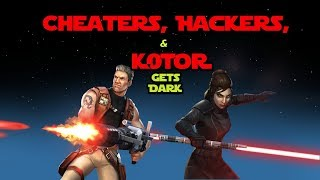 CG Responds to Cheaters, Hackers, & Introduces KOTOR Dark!