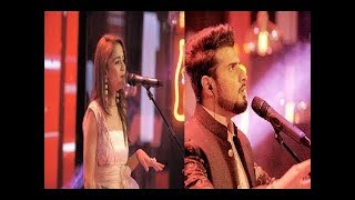 Live Concert with Nabeel Shaukat and Aima Baig 😁.