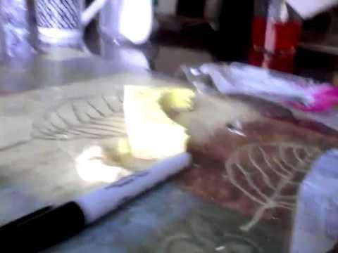 How to make a freddy Fazbare mask
