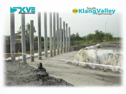 South Klang Valley Expressway (SKVE) Progress Video