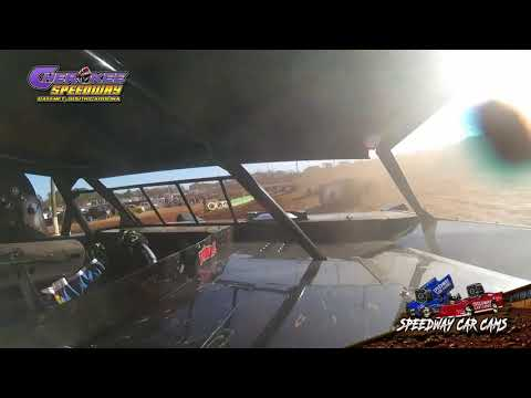 #1 Peter Petropoulos - 602 Feature - 1-26-20 Cherokee Speedway - In-Car Camera