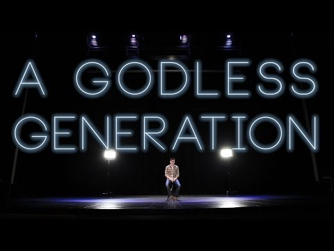 "A ""Godless"" Generation - Jon Jorgenson | Spoken Word"