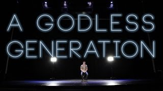 "A ""Godless"" Generation - Jon Jorgenson 