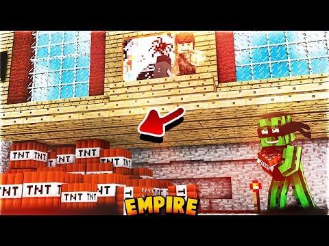 ICH SPRENGE REWI'S WAHLKAMPF - MAFIA GRÜNDEN   Minecraft Empire #46