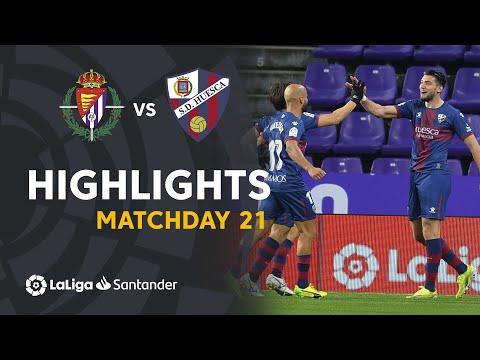 Valladolid Huesca Goals And Highlights