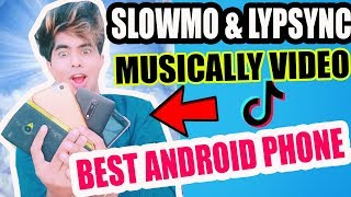BEST PHONE FOR MUSICALLY TRANSITION TIK TOK VIDEOS |  SLOWMO & LYPSYNC IN ANDROID PHONE VS  IPHONE