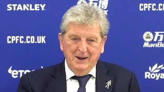 Crystal Palace 1-3 Manchester City - Roy Hodgson Full Post Match Press Conference - Premier League
