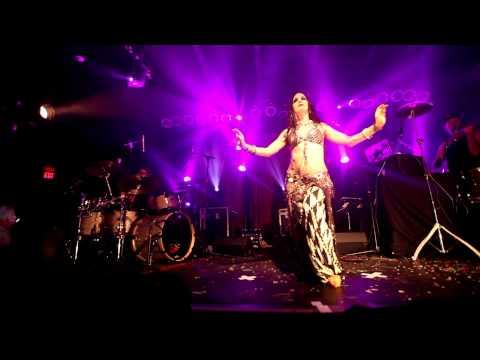 Beats Antique - 'Egyptic' Live (Portland, ME)