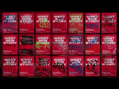 Viktor Rydberg - West Side Story - Case video