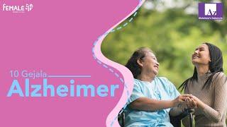 Apa yang memicu penyakit Alzheimer? Genetic? Obat? Lingkungan? Situasi?  oleh Dr. Yuda Turana.