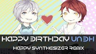 【Ritsu & Trance】Happy Belated Birthday Un3h!