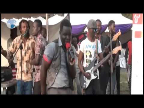 Kisumu band gives an amazing rendition of 'Amarula' song by Roberto